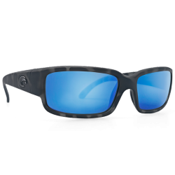 LUNETTES POLARISANTES COSTA CABALLITO  tiger shark blue mirror