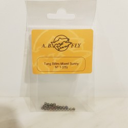 tung billes mixed sunny casque mix sunny A.B.FLY