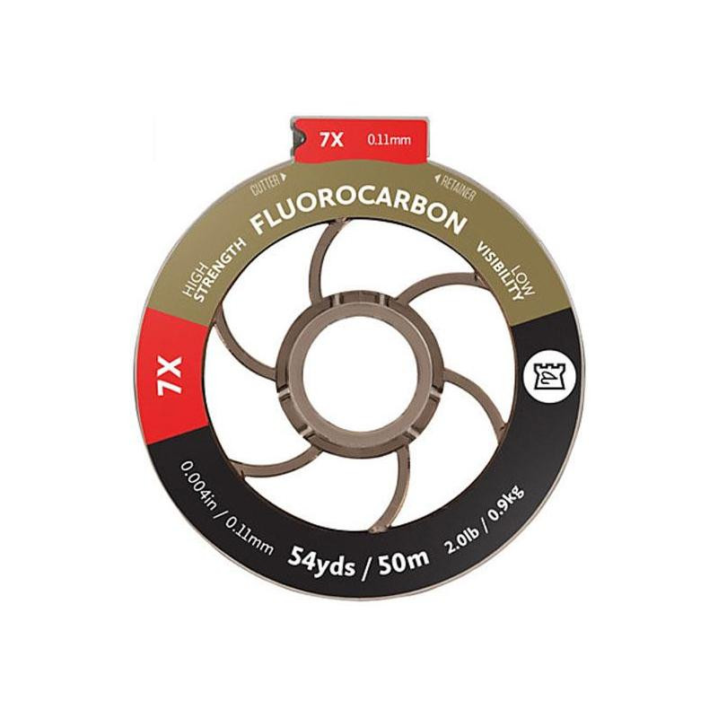 Fluorocarbone Hardy Fluorocarbon Tippet 50M