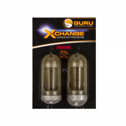 CAGE WINDOWS FEEDER X-CHANGE GURU
