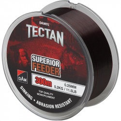 Nylon Dam Tectan superior Feeder Marron 300M