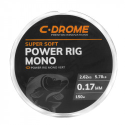 Nylon c-drome power rig mono 150m green preston