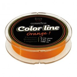 nylon color line orange pezon&michel