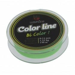 nylon color line bi-color pezon&michel