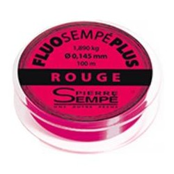 nylon fluo sempe plus rouge