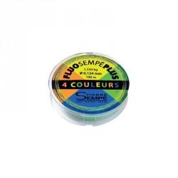 nylon fluo sempe plus 4 couleurs