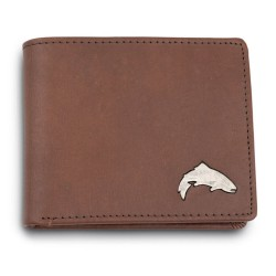 PORTE-FEUILLE SIMMS BIG SKY WALLET BROWN